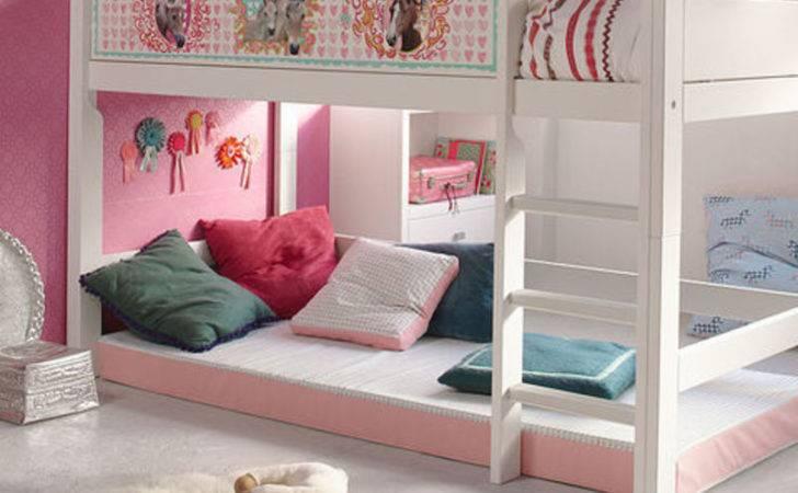 Loft Beds Best Girls Interior Designing Ideas