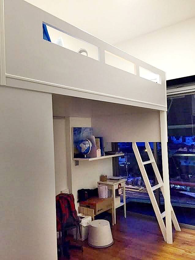 Loft Beds Designs Ideas Singapore Design Renovation