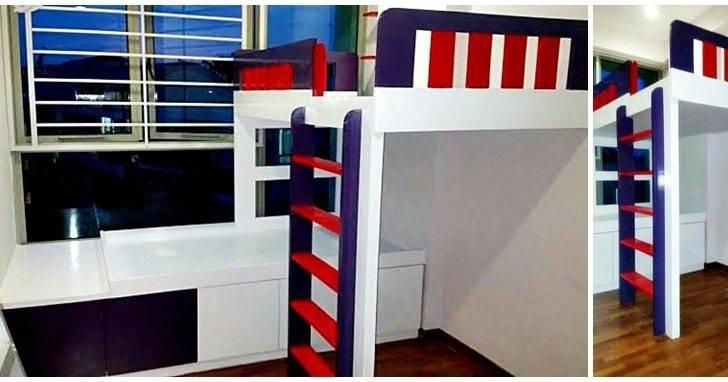 Loft Beds Designs Ideas Singapore Design Renovation