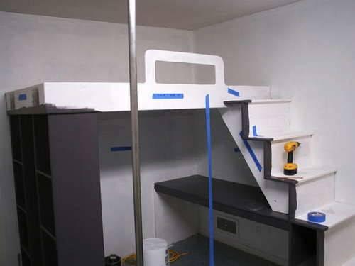 Loft Beds Low Ceilings