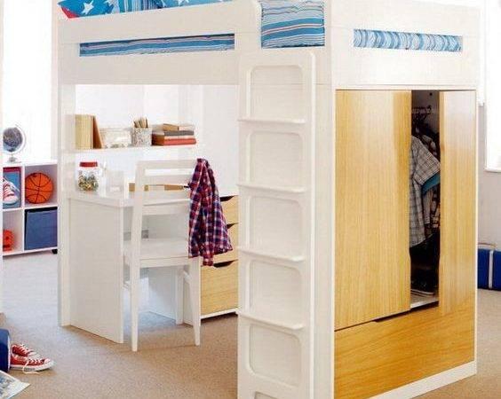 Loft Beds Pinterest