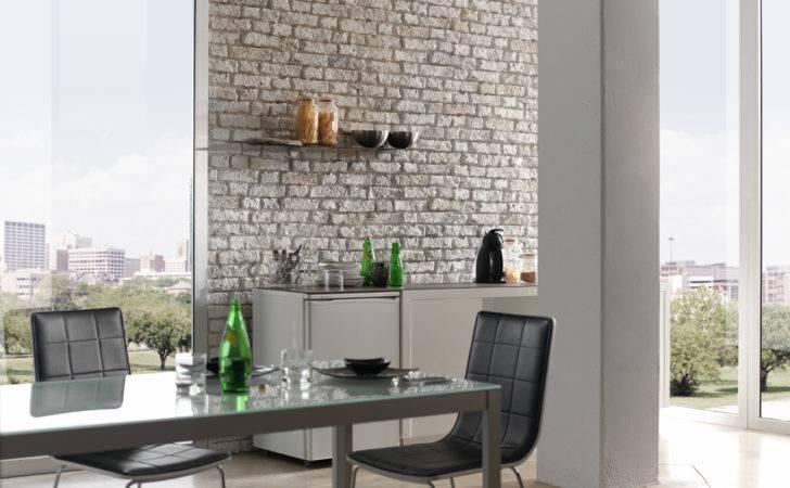 Loft Faux Brick Panels Dreamwall Wallcoverings Difference