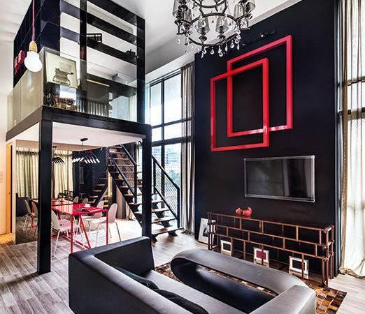 Lofts Singapore Like Live Home Decor