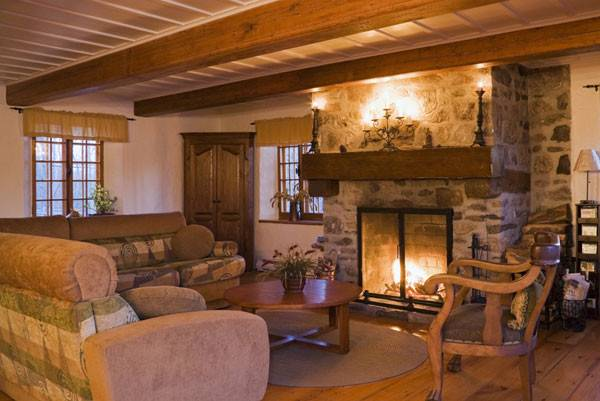 Log Cabin Interior Design Beautiful Home Interiors