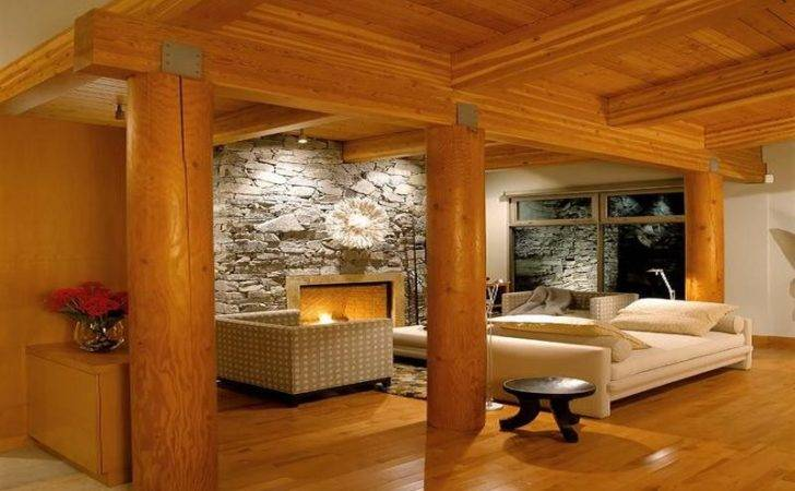 Log Cabin Interior Design Found Cabins All