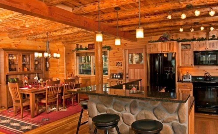 Log Cabin Interior Design Simple Interiors Ideas