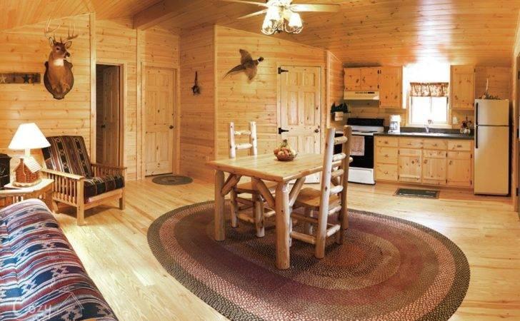 Log Cabin Interior Ideas Home Floor Plans Designed