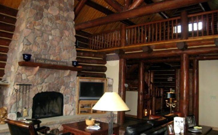 Log Cabin Interior Ideas Small Design