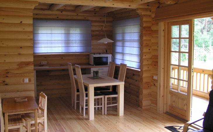 Log Cabins Offices Cabin Interiors Ontario House