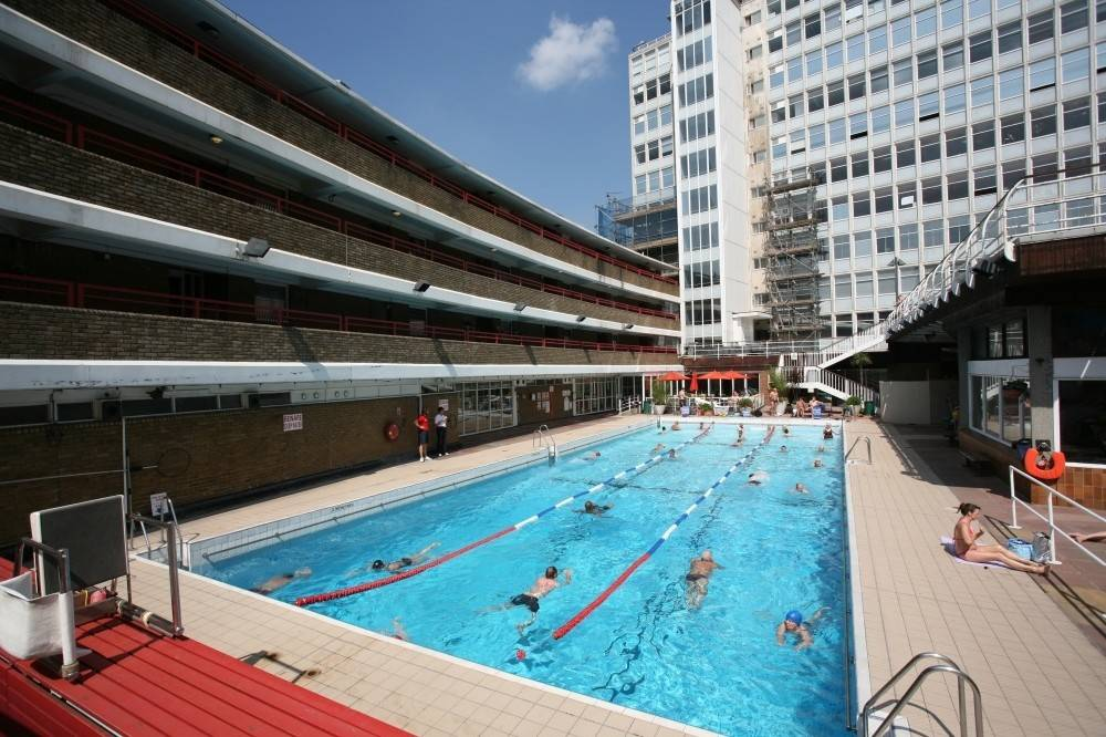 London Best Swimming Pools Health Fitness Time Out