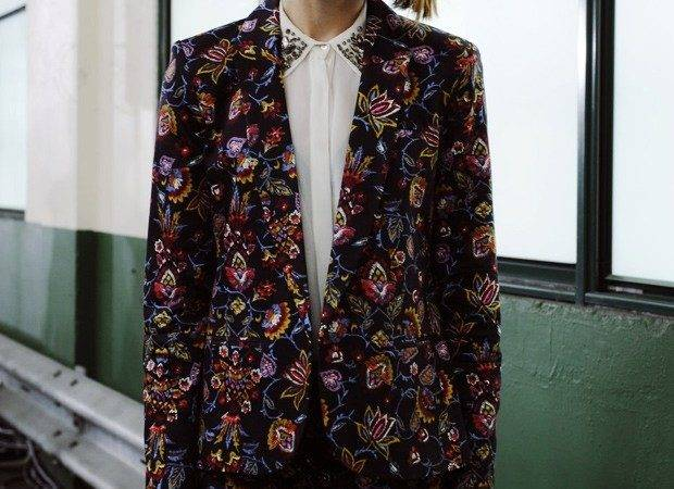 London Does Whimsical Prints Street Style Ecgadget