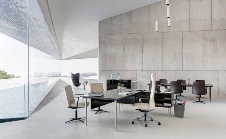 Longo Modern Office Environment Evolution