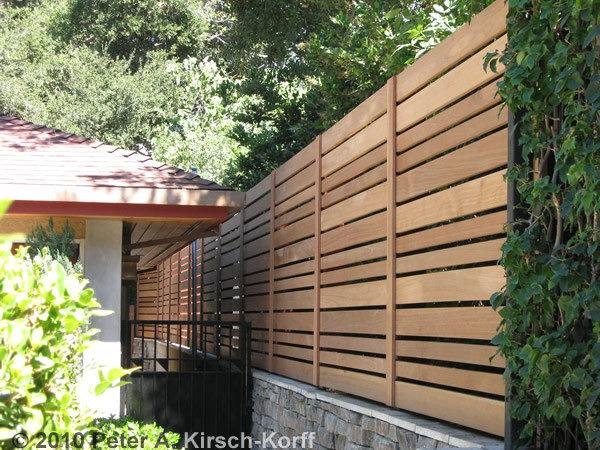 Los Angeles Wood Fences Privacy Screening Beautiful Fencing