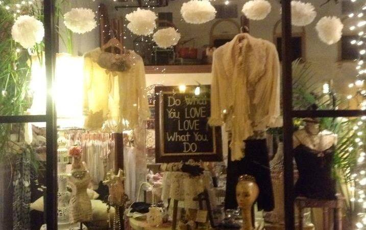 Love Lights Great Store Window Display Fronts