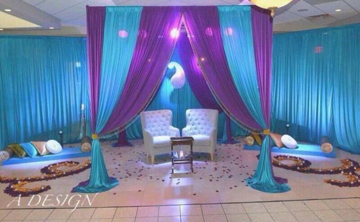Love Middle Eastern Party Theme