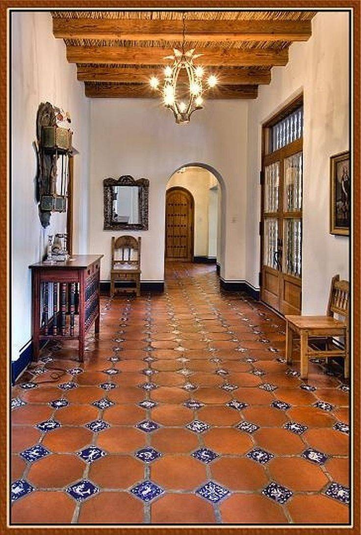 Love Saltillo Tile Floor Ceiling Treatment Wish