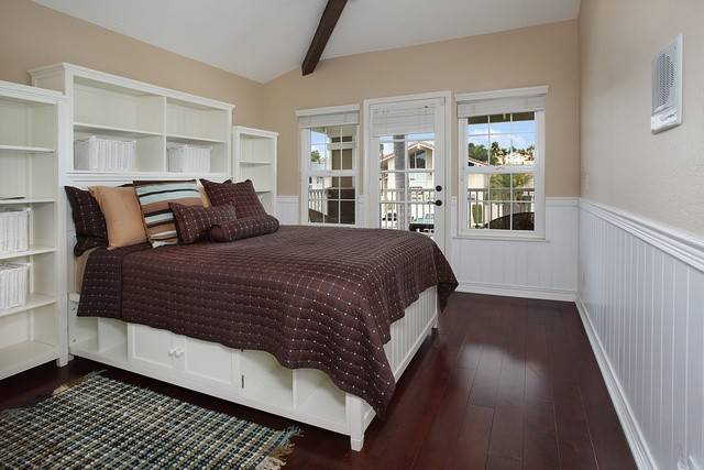 Love Shelving Unit Around Bed Home Pinterest