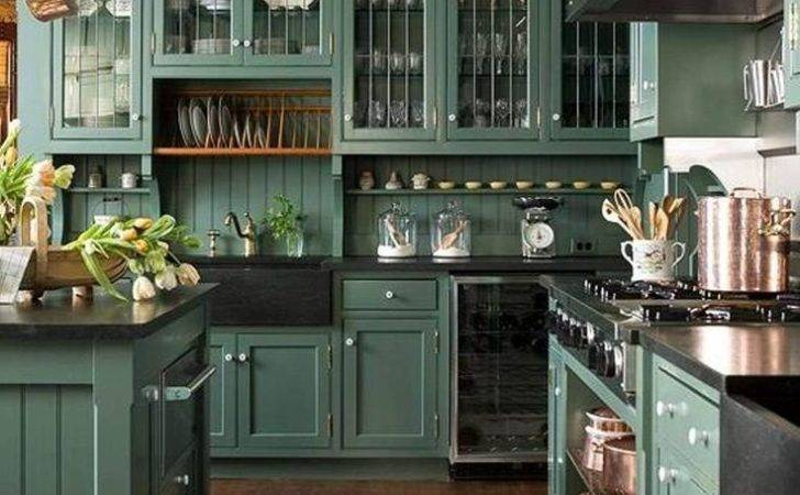 Love Victorian Style Kitchen But Would Need Lot More Light
