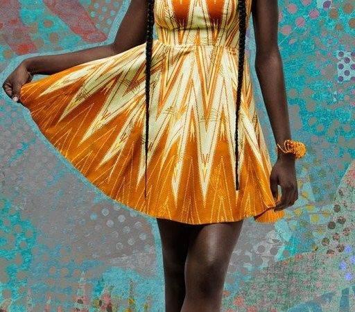Lovely Asoebi Ankara Styles Short Gowns Amillionstyles