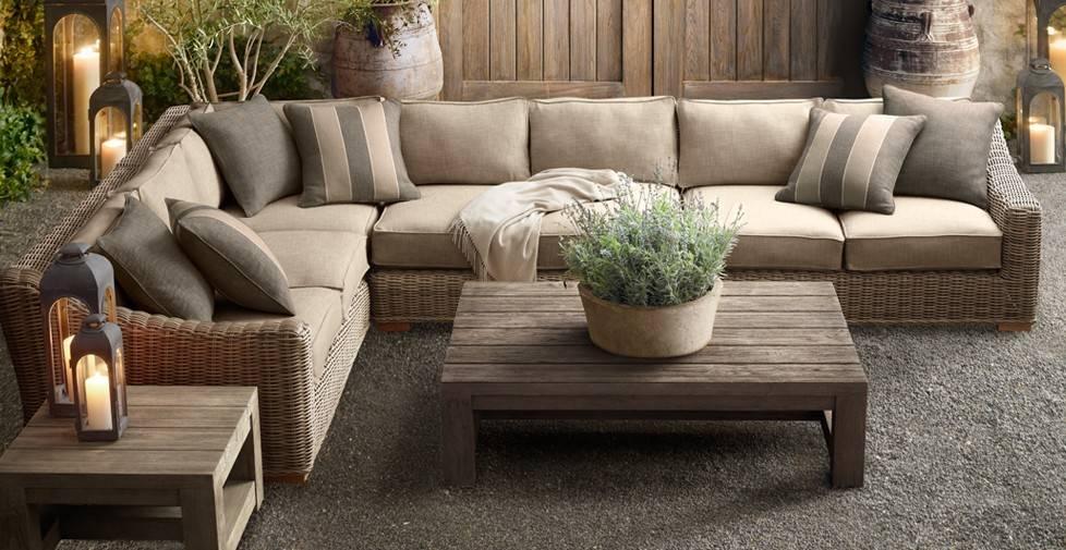 Loving Now Restoration Hardware Patio Furniture