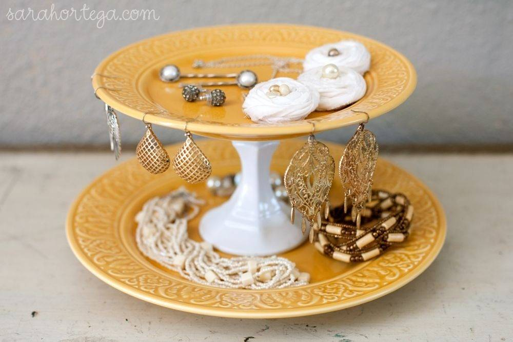 Loving These Beautiful Diy Cake Stands Cupcake Platters