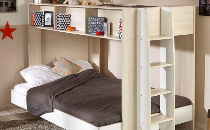 Low Bunk Beds Storage Ceilings