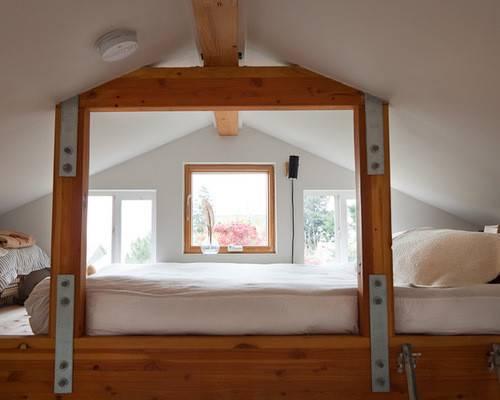 Low Ceiling Loft Ideas Remodel Decor