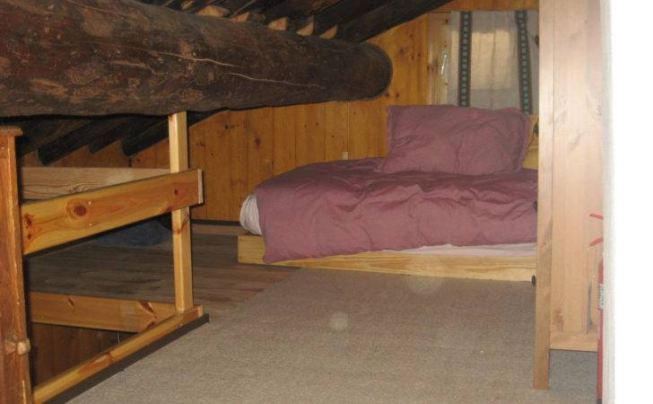 Low Ceilings Bunk Beds Lower