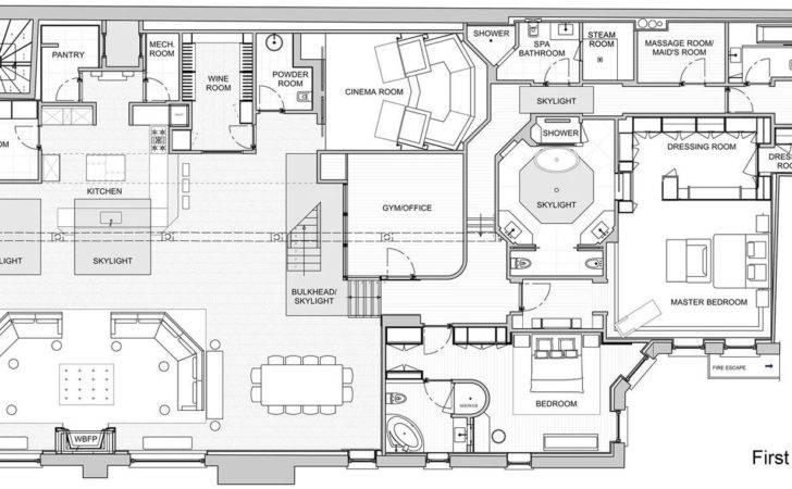 Lower Manhattan Penthouse Loft Soho Idesignarch Interior Design