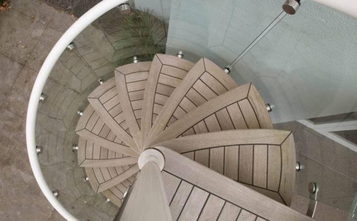 Lucinda Series Enzie Spiral Stairs