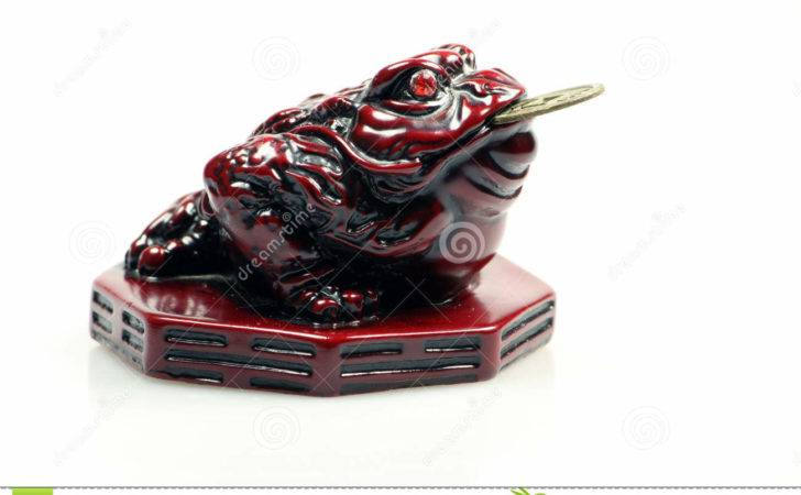 Lucky Three Legged Feng Shui Money Toad Sitting Gua Holding
