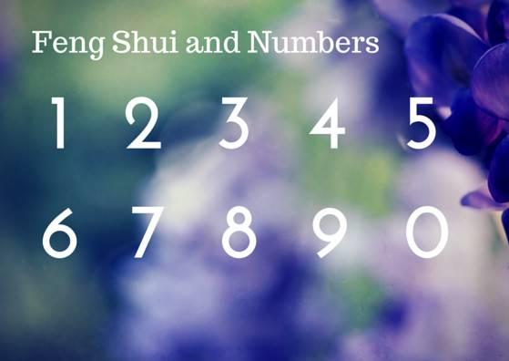 Lucky Unlucky Numbers Feng Shui