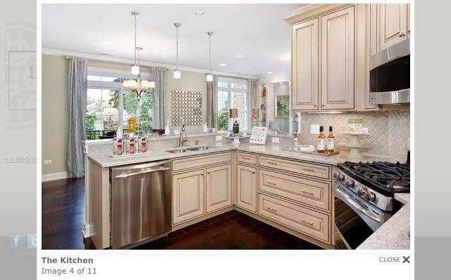 Luxe Kitchen Pinterest