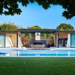 Luxurious Indoor Outdoor Oasis Pool House Icrave Digsdigs
