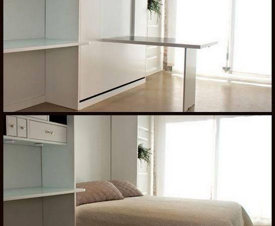 Luxurious Modern Murphy Bed Ikea Desk