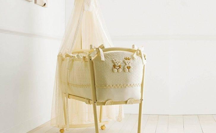 Luxury Baby Cradle Moses Basket Caprice Royal Pali