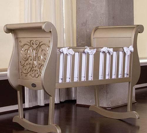 Luxury Baby Cribs Furniture Bassinets Cradles