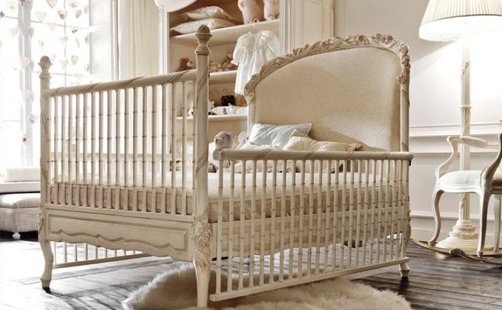 Luxury Baby Girl Nursery Notte Fatata Savio Firmino Digsdigs