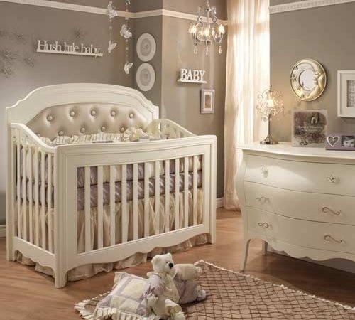 Luxury Baby Nursery Ideas Wall