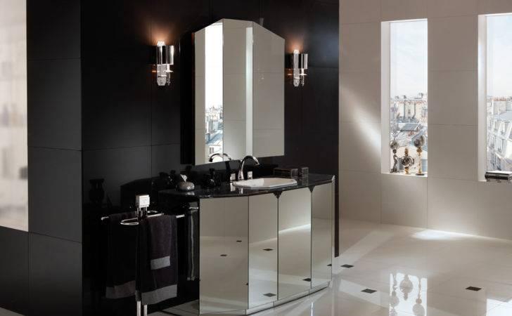 Luxury Bathroom Vanities Eclectic Double