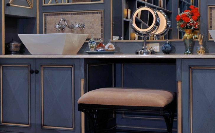 Luxury Bathroom Vanity Mirrors Kimball Young Kitchen Designs