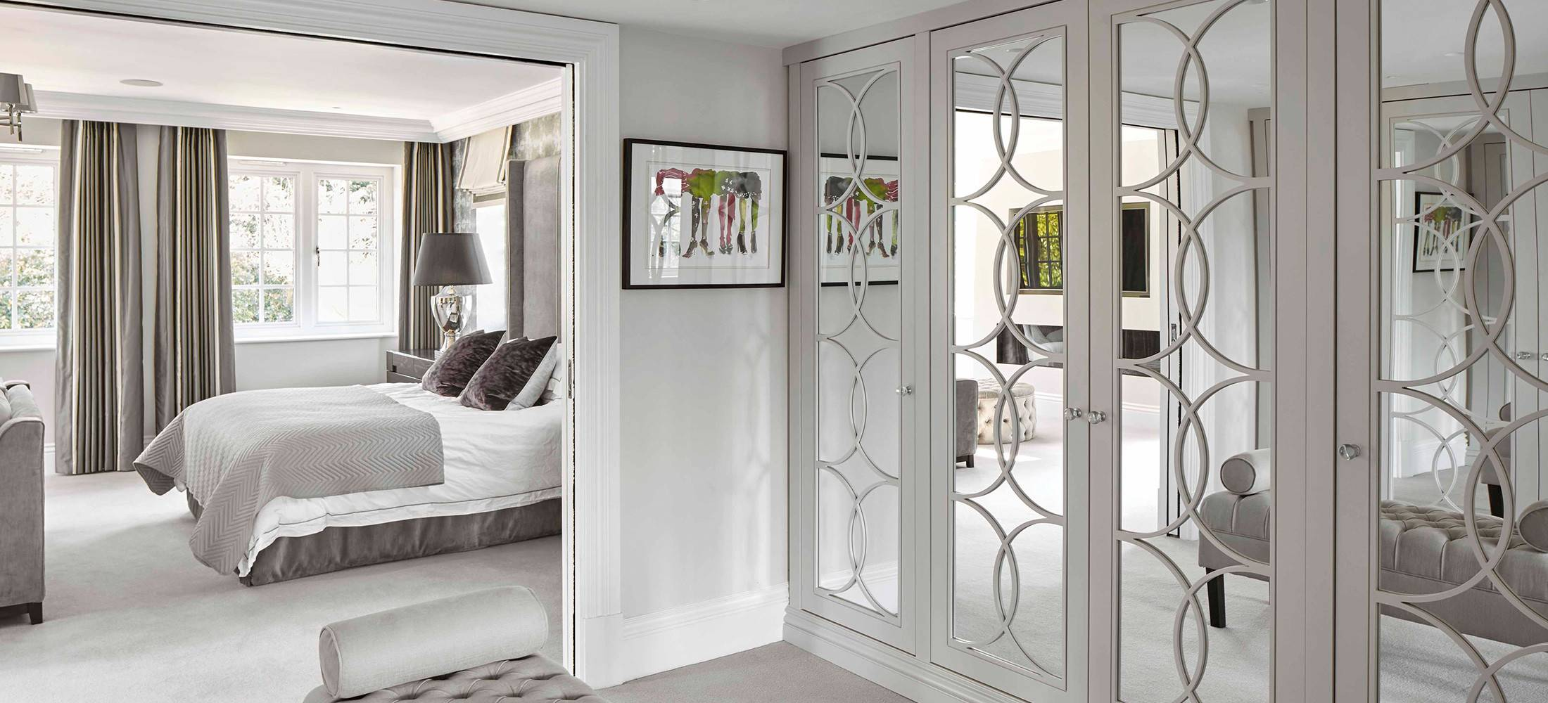 Luxury Bespoke Wardrobes London Heritage Wardrobe Company
