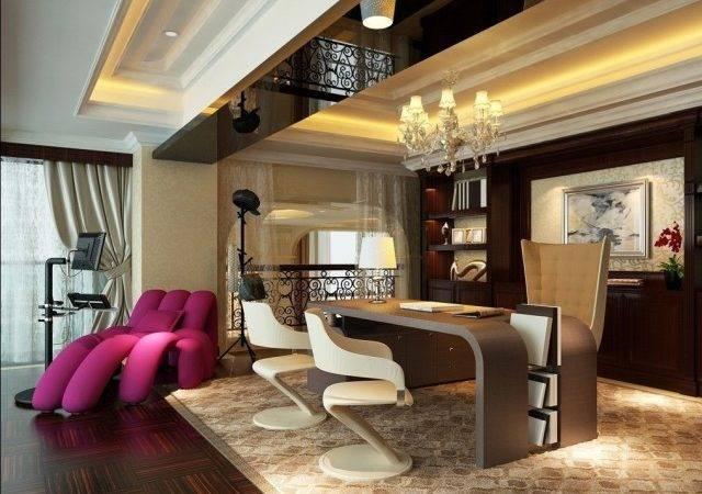 Luxury Corporate Office Interior Design