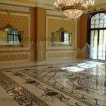 Luxury Custom Marble Floor