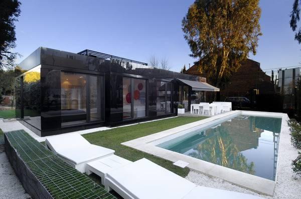 Luxury Custom Modular Homes California Modern Home