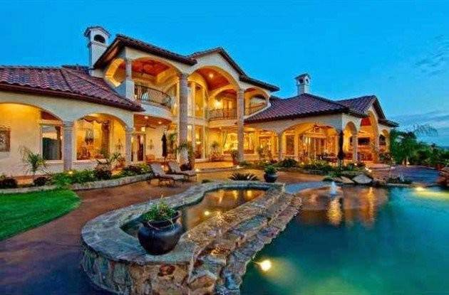 Luxury Dream Homes Everyone Want Live Inside