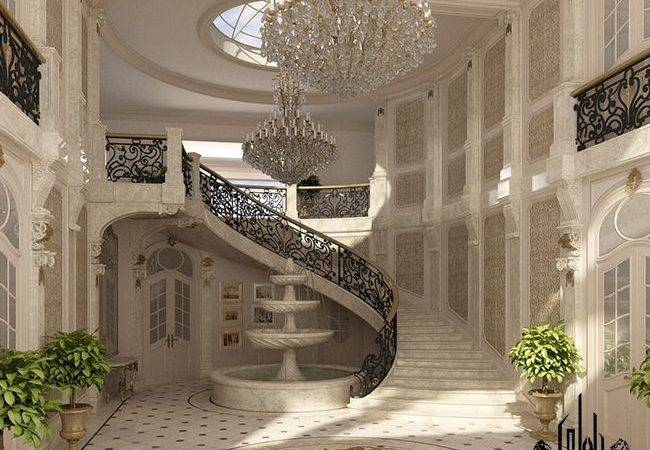 Luxury Entrance Hall Design Casaprestige Interior