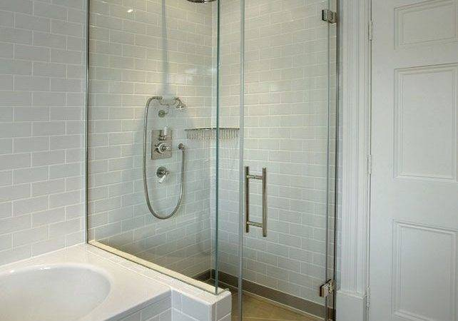 Luxury Frameless Glass Showers Walk Shower