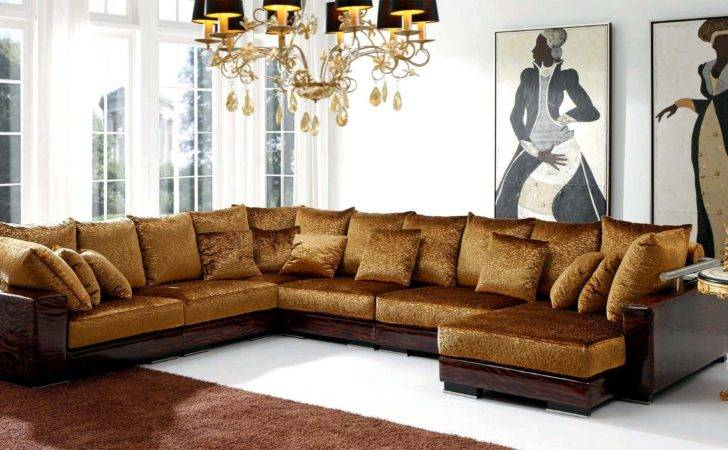 Luxury Furniture Brands Sofa Design Italian