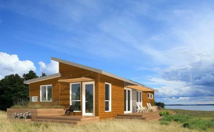 Luxury Green Prefab Homes Modern Modular